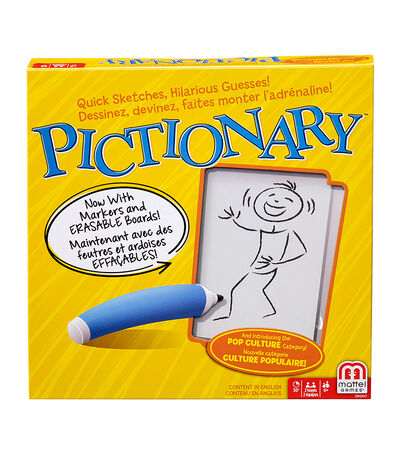 Pictionary, , large