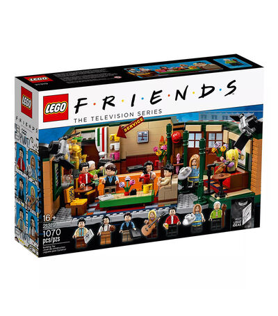 Lego Friends Central Perk, , large
