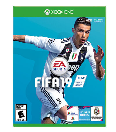 FIFA 19 Xbox One, , large