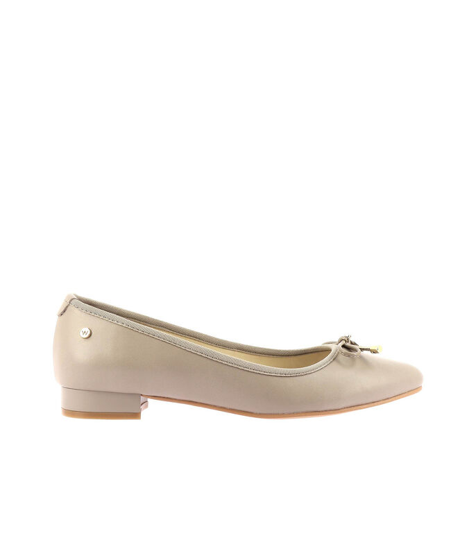 Westies Flats con moño Mujer, , large