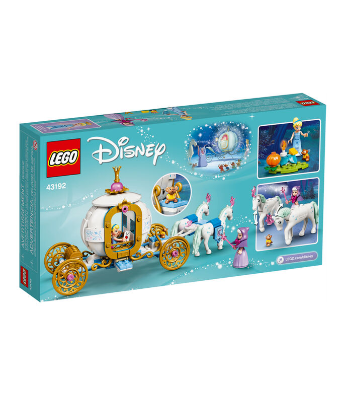 Lego Lego Disney Princess, Carruaje Real de Cenicienta, , large