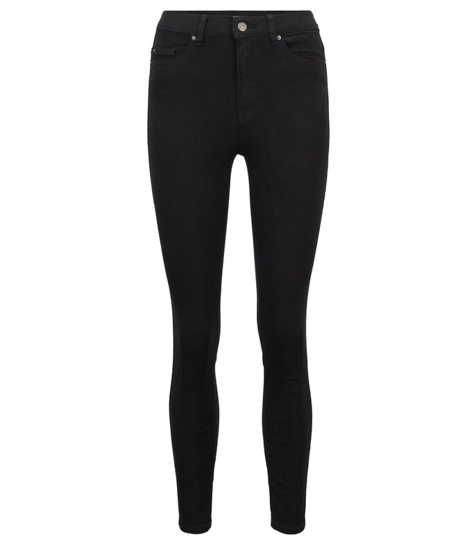 Boss Jeans Skinny Mujer, NEGRO, large