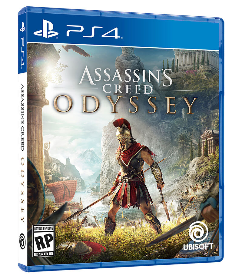 Assassins Creed Odyssey PS4, , editorial