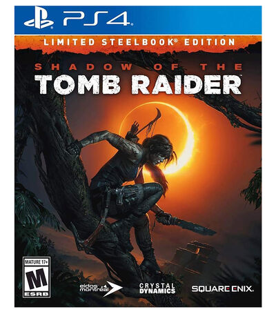 Shadow Of The Tomb Raider PS4, , large