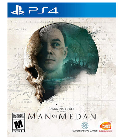 The Dark Pictures Anthology Man of Medan PS4, , large