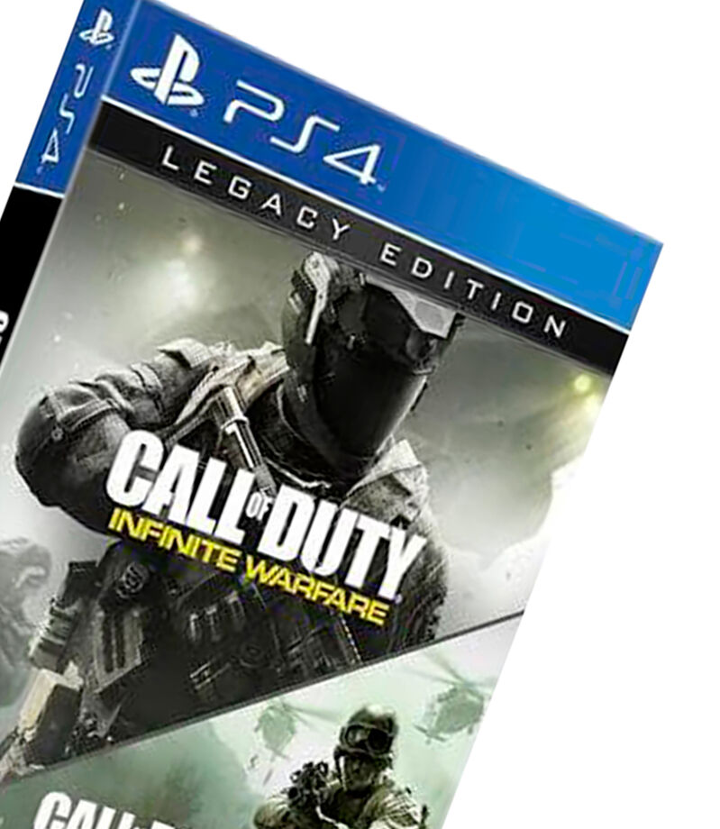 Call Of Duty Infinite Warfare Legacy PS4, , editorial