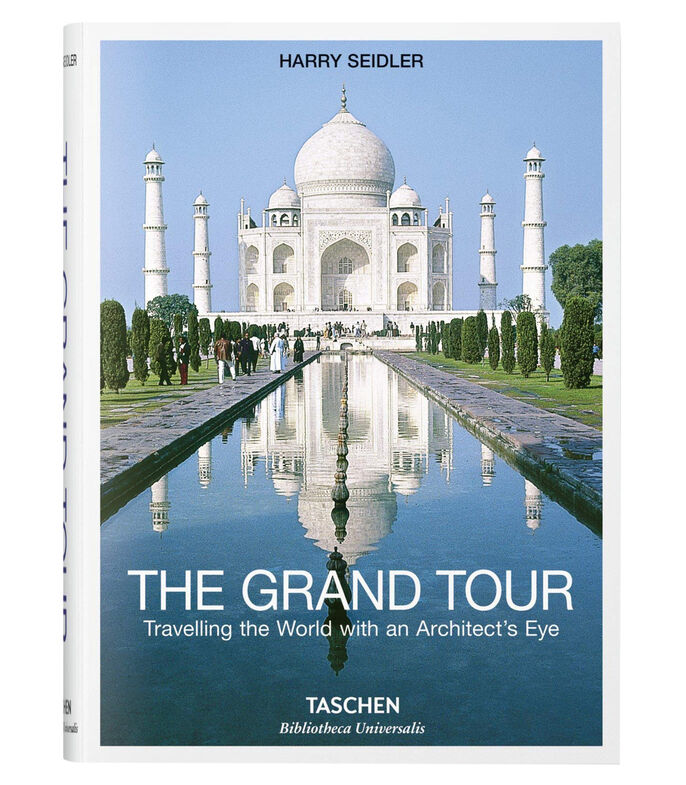 The Grand Tour: Travelling the World with an Architect's Eye, , large