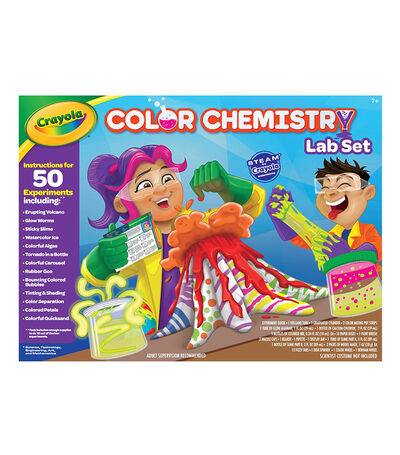 Color Chemistry Crayola, , large