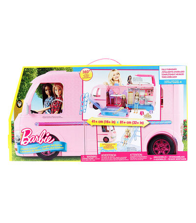 Camper de Barbie, , large