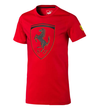 Playera Ferrari Niño, , large