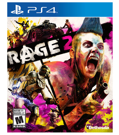 Rage 2 PS4, , large