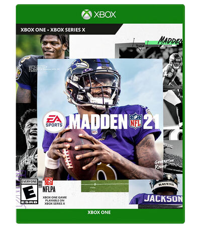 Madden NFL Xbox One, , large