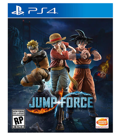 Jump Force PS4, , large