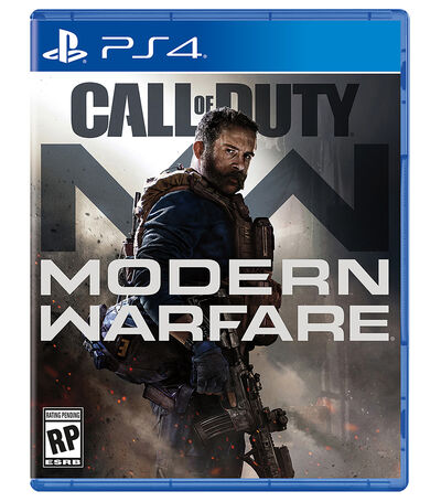 Call Of Duty: Moden Warfare PS4, , large