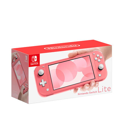 Consola Nintendo Switch Lite 32 GB Coral, , large