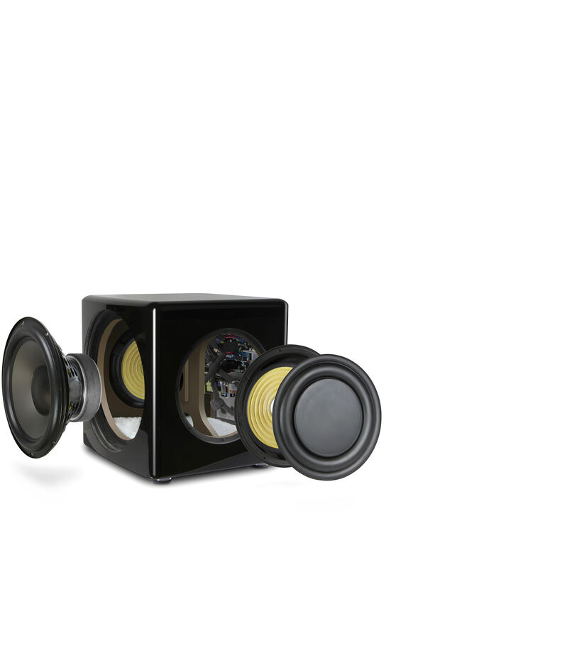 PSB Speakers Subwoofer PSB SUBSERIES 450, , editorial