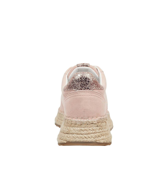 Kendall + Kylie Tenis casuales Mujer, ROSA, large