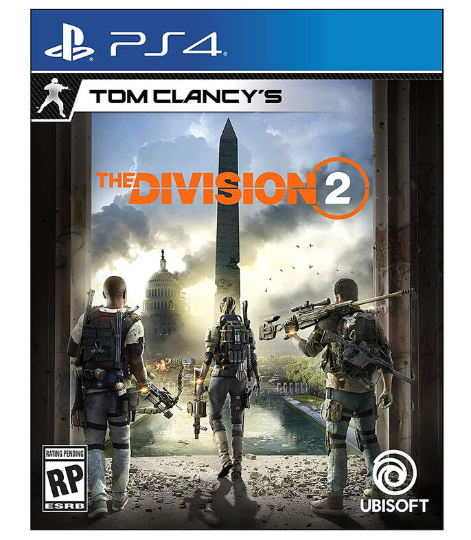 The Division 2 Tom Clancy's PS4, , large