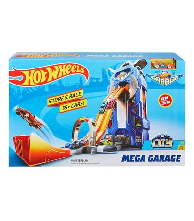 Hot Wheels Garage Giratorio, , large