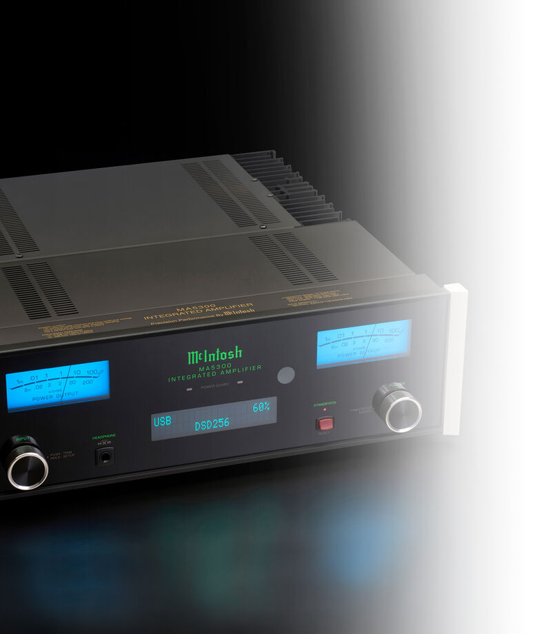 McIntosh Amplificador Integrado MA5300, , editorial