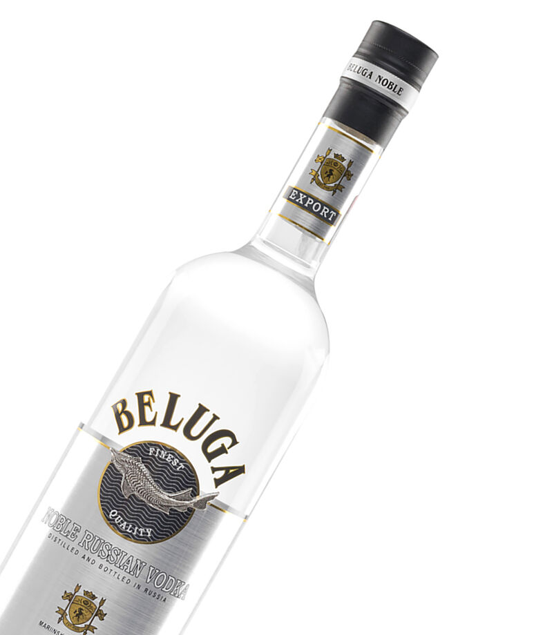 Vodka Beluga Noble Russian, 700 ml, , editorial