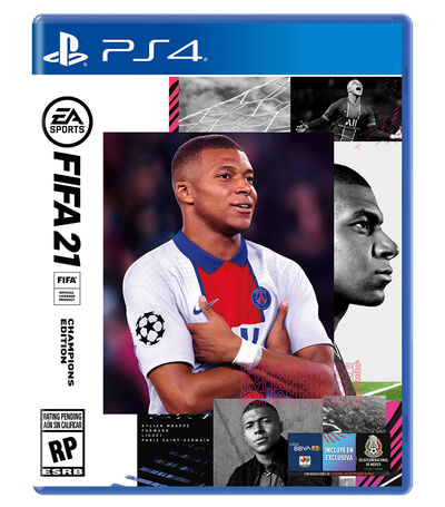 FIFA 21 Deluxe Edition PS4, , large