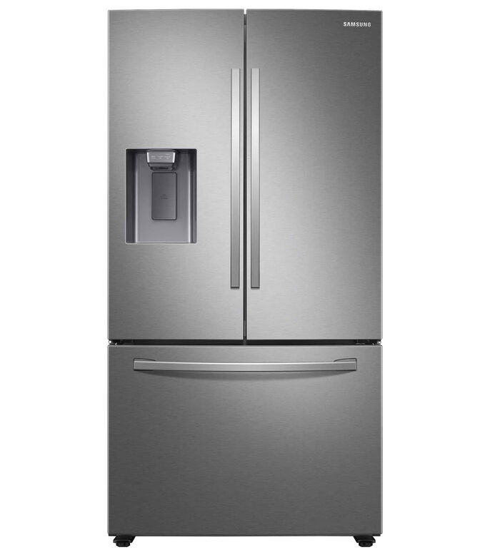 Refrigerador French Door 27 p3 acero, , large