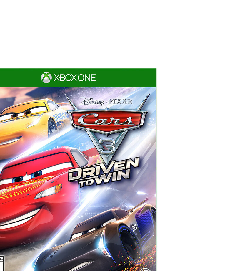 Cars 3 Driven To Win, , editorial