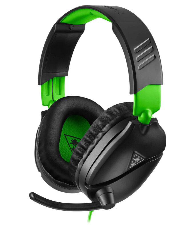 Xbox Audífonos Gaming Xbox One Turtle Beach Recon 70 Verde, , large