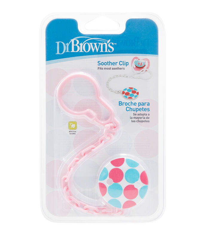 Dr. Brown's Broche para Chupones, , large