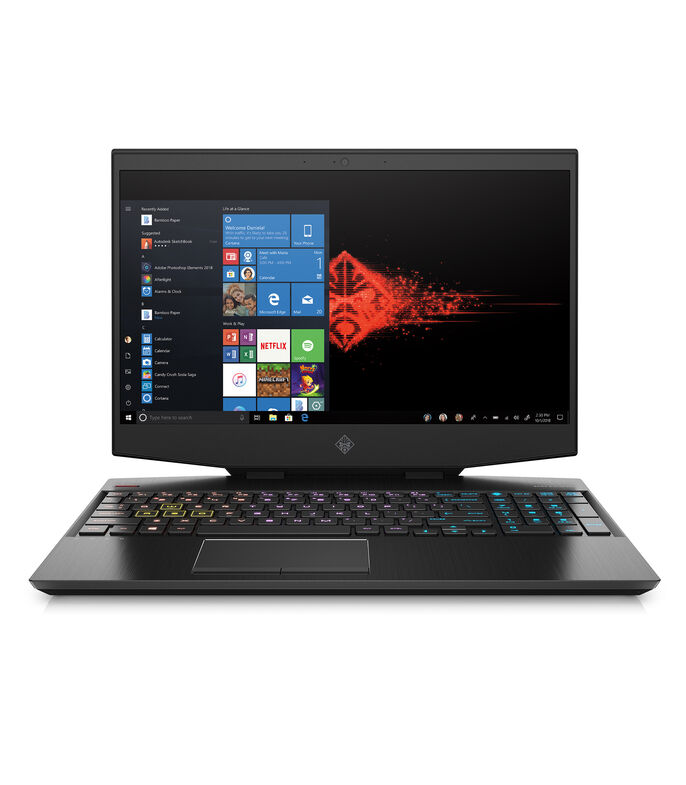 "Laptop OMEN 15, 15,6"", NVIDIA GeForce RTX 2070 , Intel Core i7, RAM 16 GB, SSD 512 GB, Negra, , large"