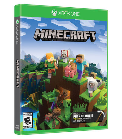 Minecraft Starter Collection Xbox One, , large