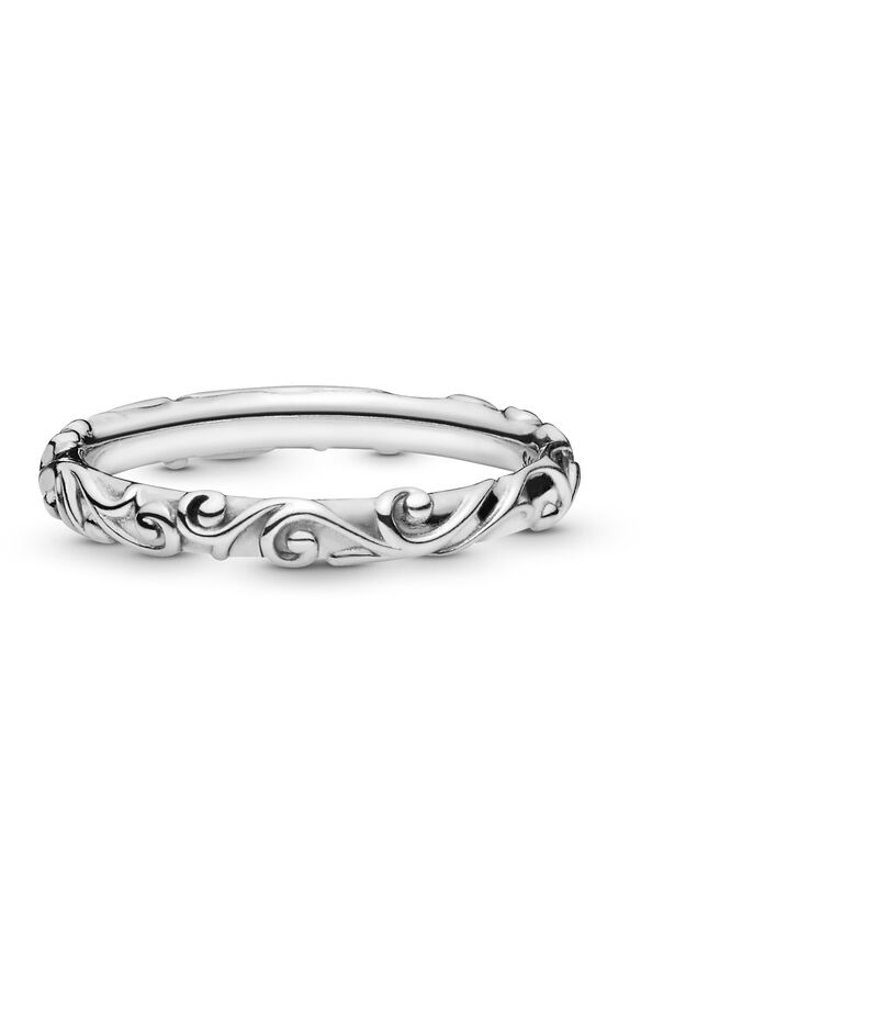 Anillo en plata Regal Band Unisex, , editorial