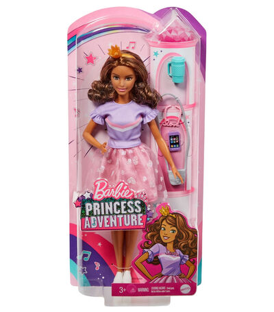 Muñeca Barbie Princess Adventure Teresa, , large