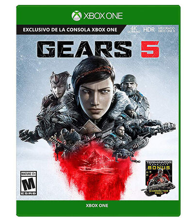 Gears 5 Xbox One, , large