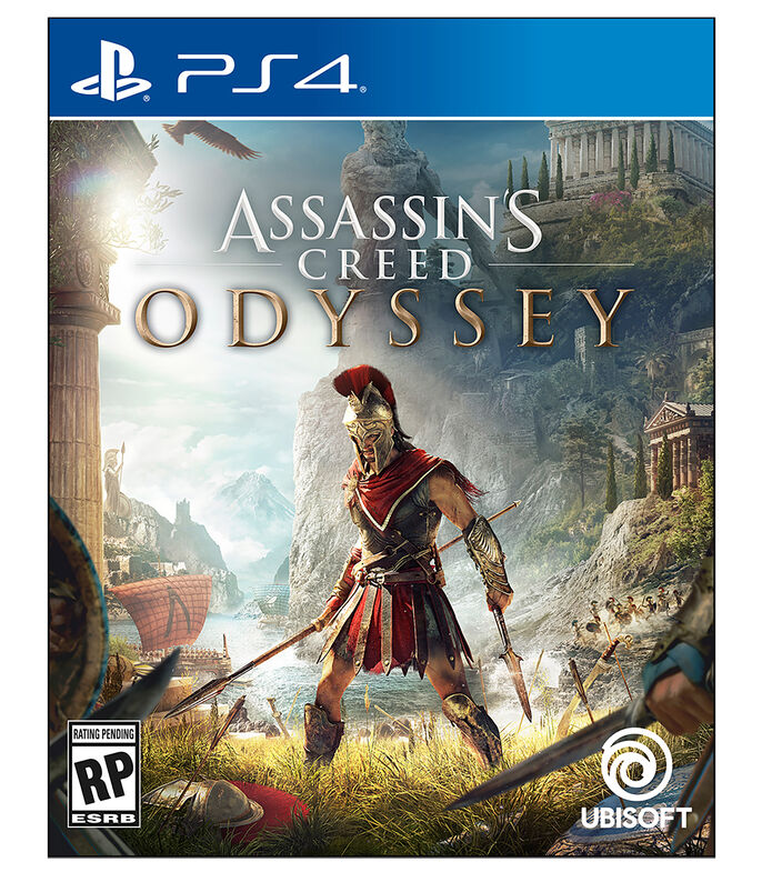 Assassins Creed Odyssey PS4, , large