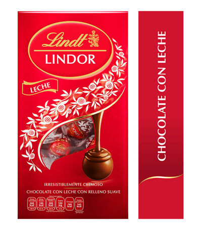 Chocolates con Leche Lindor, 144 gr, , large