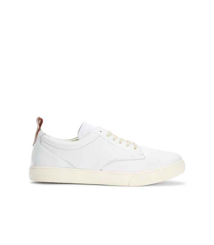 Tenis Campus Busy Brain Hombre, BLANCO, large
