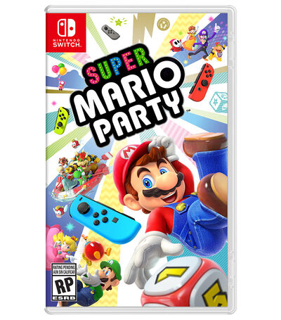 Super Mario Party Nintendo Switch, , large