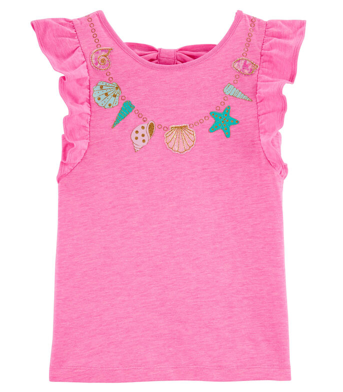 Playera Niña, ROSA, large