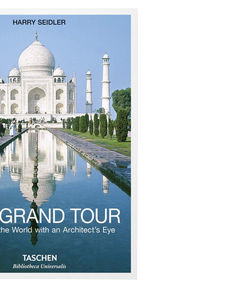 The Grand Tour: Travelling the World with an Architect's Eye, , editorial