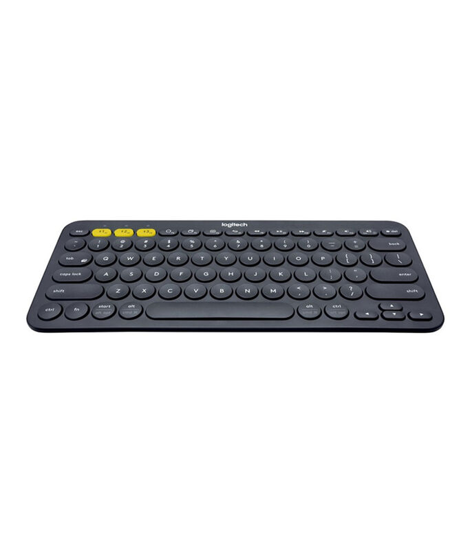 Logitech Teclado Bluetooth K380 Multi-dispositivos Negro, , large