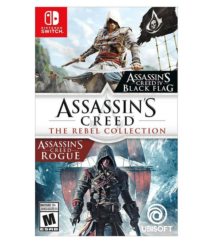 Assassin's Creed, The Rebel Collection Nintendo Switch, , large
