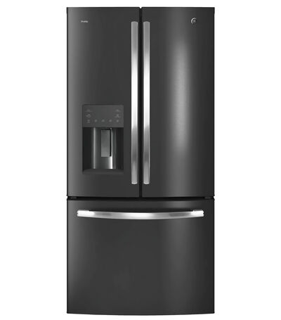 Refrigerador French Door 25 p3 Negro, , large