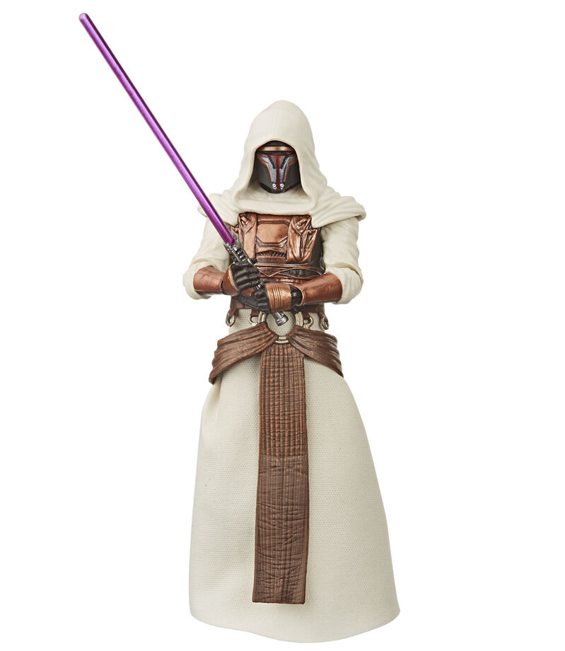 The Black Series - Figura de Jedi Knight Revan, , editorial