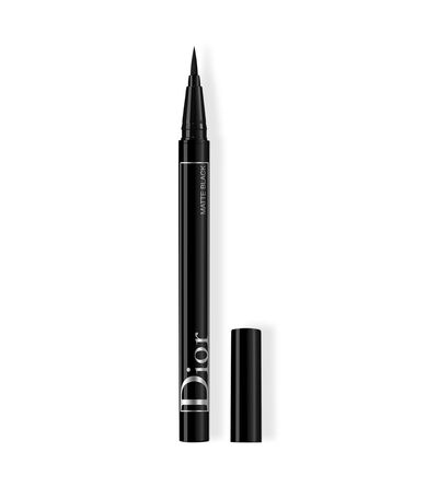 Delineador, Diorshow, 55 ml, 091 Matte Black, large