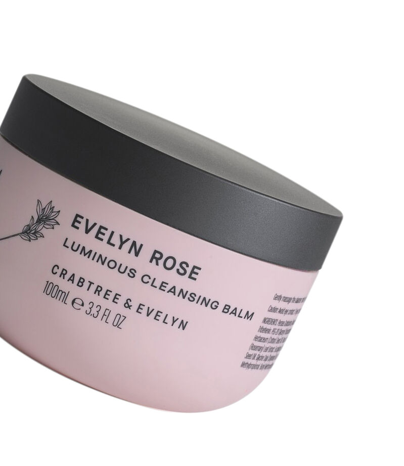 Bálsamo Limpiador Facial Evelyn Rose Luminous Cleansing Balm, 100 ml, , editorial