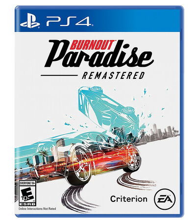 Burnout Paradise Remastered PS4, , large