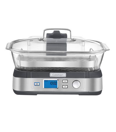 Vaporera Digital Cookfresh en acero inoxidable, , large