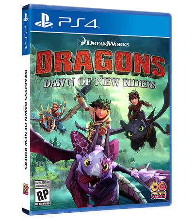 Dragons Dawn of New Riders PS4, , large
